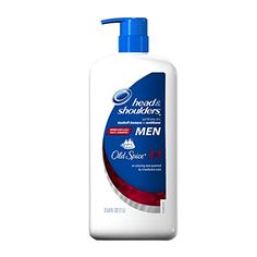 Head & Shoulders Shampoo & Conditioner Men 2-in-1 with Old Spice scent 33.8 oz.