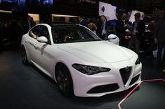 #AlfaRomeo Giulia, presentado en el Salón de Ginebra 2016 #AlfaRomeoGiulia #Motor #autos #coches