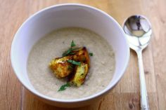 Cauliflower & Hemp Seed Soup Recipe