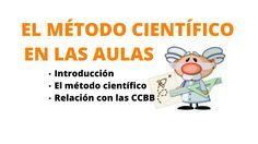 El método científico en las aulas
