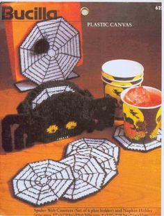 Spider coasters 1/3