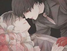 I never knew I needed this until now welp ||Yamineki and Sasaki
