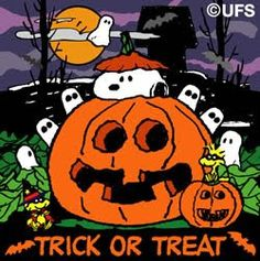 snoopy halloween - Google Search