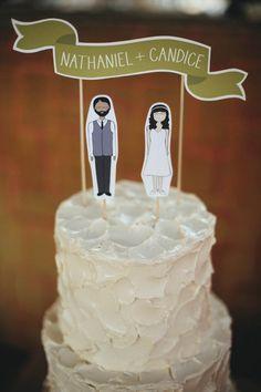 A DIY Wedding in Downtown Santa Ana: Candice & Nathaniel
