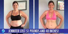 21 Day Fix Results: Jennifer Lost 51 Pounds
