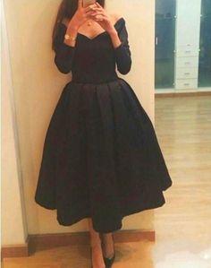 Nice 46 Stunning Tea Length Evening Dress Inspiration Ideas. More at https://wear4trend.com/2018/02/24/46-stunning-tea-length-evening-dress-inspiration-ideas/
