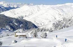 Baqueira Beret, Spain. Disfruta del Pirineo Catalán desde el Parador de Artíes http://www.parador.es/es/parador-de-arties