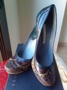 Zapatos plataforma Pura Lopez