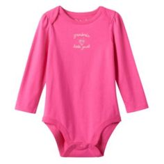 """Baby Girl Jumping Beans® Glitter """"I Love My"""" Family Bodysuit Family Tees, Love My Family, Jumping Beans, Baby Fever, Baby Bodysuit, Kids Outfits, Clothes, Shopping, Tops"""