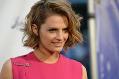 """Stana Katic Out in L,A. - A Double Dose of """"Triple S""""! 