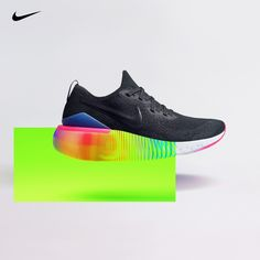 0a9421a9d9b4 The new Epic React Flyknit 2 is here. Get instant GO for your springiest