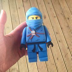 Lego Nijago Topper Tutorial
