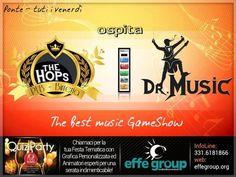 TheHops Pubirreria Dr. Music