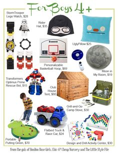 #Gifts for #boys