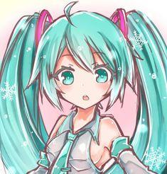 Manga Girl, Manga Anime, Anime Art, Anime Illustration, Asuna, Miku Chan, Mikuo, Cute Art Styles, Anime Profile