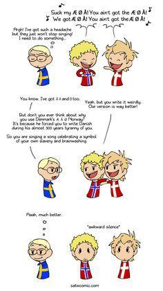 scandinavia cartoon - Sök på Google