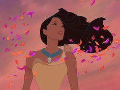 Pocahontas is number 1 in Best Disney Princess Role Models !!!