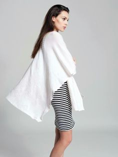 Metalicus stripes ahoy dress Winter June 2014