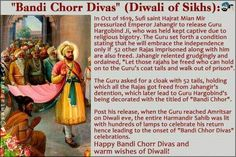 Happy Bandi Chhorr Divas and Happy Diwali to all of you and your families. Happy Bandi Chhorr Divas and Happy Diwali to all of you and your families. Diva Quotes, Gurbani Quotes, Story Quotes, Diwali Wishes, Happy Diwali, Chromatography For Kids, Guru Hargobind, Skits For Kids, Meaningful Quotes