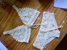 Bikini crochet tutorial