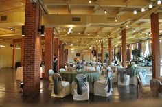 THE MILL - Chattanooga wedding venue