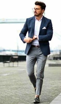32 Best Formal Shirt Pant Combinations for Men. Mens Casual Work ClothesWork  ... 482e1d969