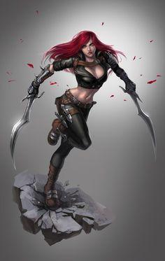 Katarina! #lol