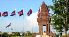 Independent Monument Cambodia Things to do in PP. MUST READ