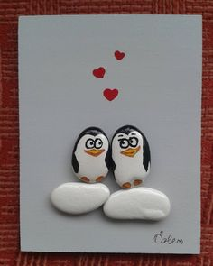 Penguin pebbles