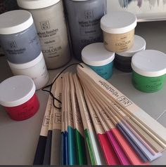 New one step paint line for furniture called Velvet Finishes. {Paint It Monday} The Creativity Exchange