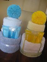 Spa towel cake - prizes??