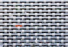 Christian Beirle González, Agglomeration of Balconies •