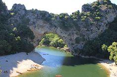 Camping Indigo Le Moulin | Gorges de l'Ardèche Frankrijk, verhuur staplaats camping Ardèche, vakantie camping Ardèche zwembad, camping rivierafdaling Ardèche | www.camping-indigo.com