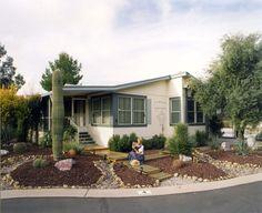 Image Result For Landscaping Mobile Homes In Parks Home