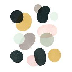Bean pattern by Clare Owen