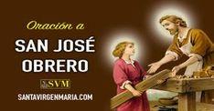 ORACION A SAN JOSE OBRERO