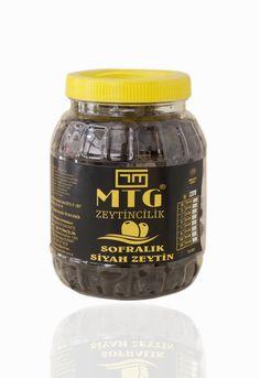 Yağlı Sele Siyah Zeytin  Jumbo S  ( 291-320 )