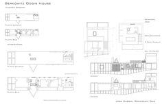 Steven Holl - The Berkowitz-Odgis House