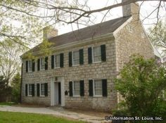 Daniel Boone Home...Used to go with you kids....was so close....R.