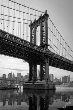Manhattan Bridge by @jb-fotoz