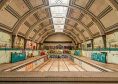 Present day Haggerston Baths