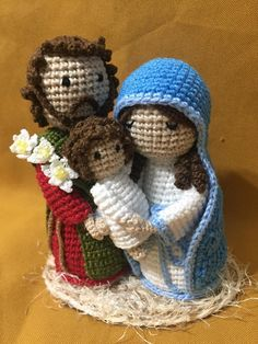 Disney Crochet Patterns, Crochet Bear Patterns, Crochet Doilies, Crochet Hats, Christmas Holidays, Christmas Decorations, Crochet Ornaments, Nativity, Tatting