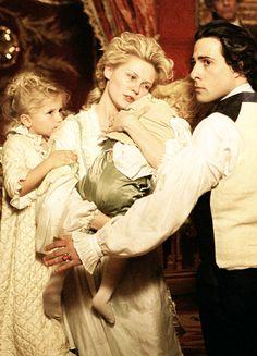 Kirsten Dunst & Jason Schwartzman in 'Marie Antoinette' (2006).