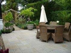 175 Best Garden Paving Patio Seating Areas Images In 2019