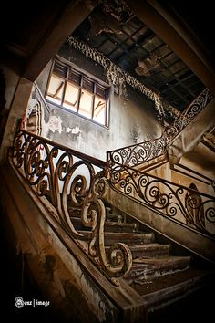 Would love some stairs like in my castle....