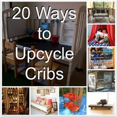 The Consignment Sale Queen©: Upcycle Series: Crib