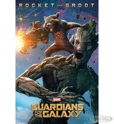 Guardians of the Galaxy Rocket & Groot Hier bei www.closeup.de