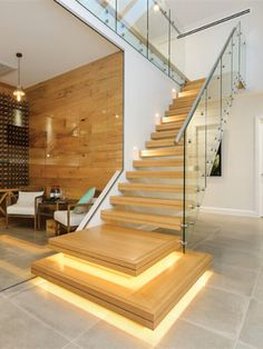 Floating Staircase|Floating Stairs | Demax Arch