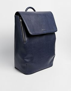 Image 2 ofMatt & Nat Fabi Backpack with side zips