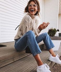 The all #look #autum #cozy